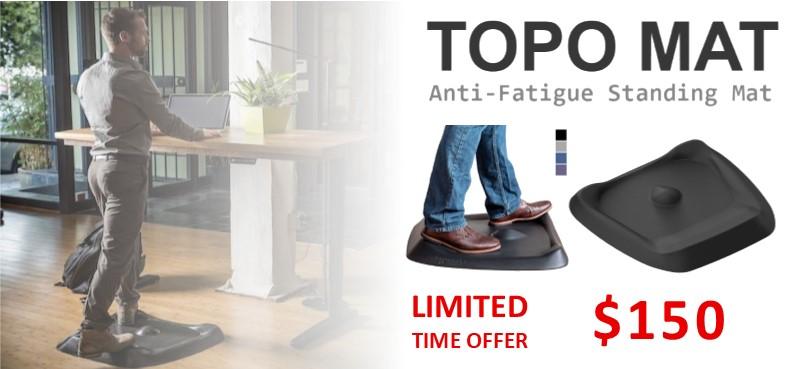 Topo Mat $150